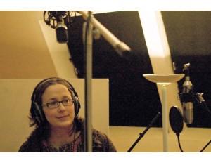 Anna at Echolux Studios